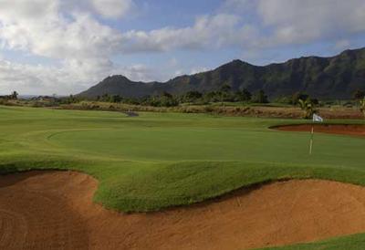 Puakea Golf